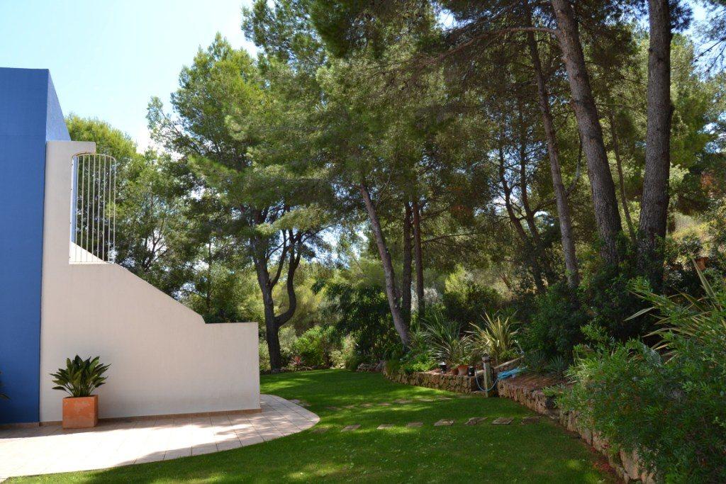 VP33 Moderne Villa zum Verkauf in La Sella mit Meerblick, Alicante, Spanien. - Objektbild 3