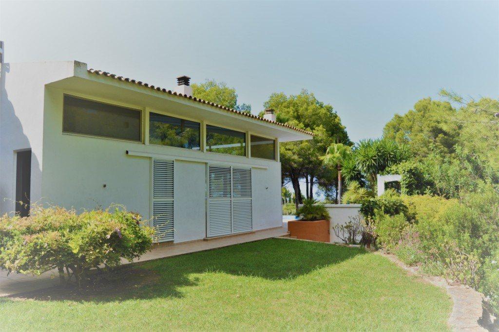 VP33 Moderne Villa zum Verkauf in La Sella mit Meerblick, Alicante, Spanien. - Objektbild 5
