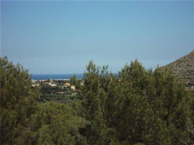 VP33 Moderne Villa zum Verkauf in La Sella mit Meerblick, Alicante, Spanien. - Objektbild 14