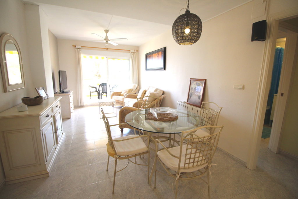 A30 Apartment for sale in Denia on first line beach with sea views - Property Photo 7