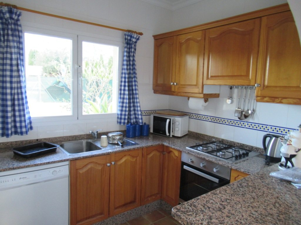 VP101 Villa for sale in Beniarbeig with 3 bedrooms and pool - Property Photo 13