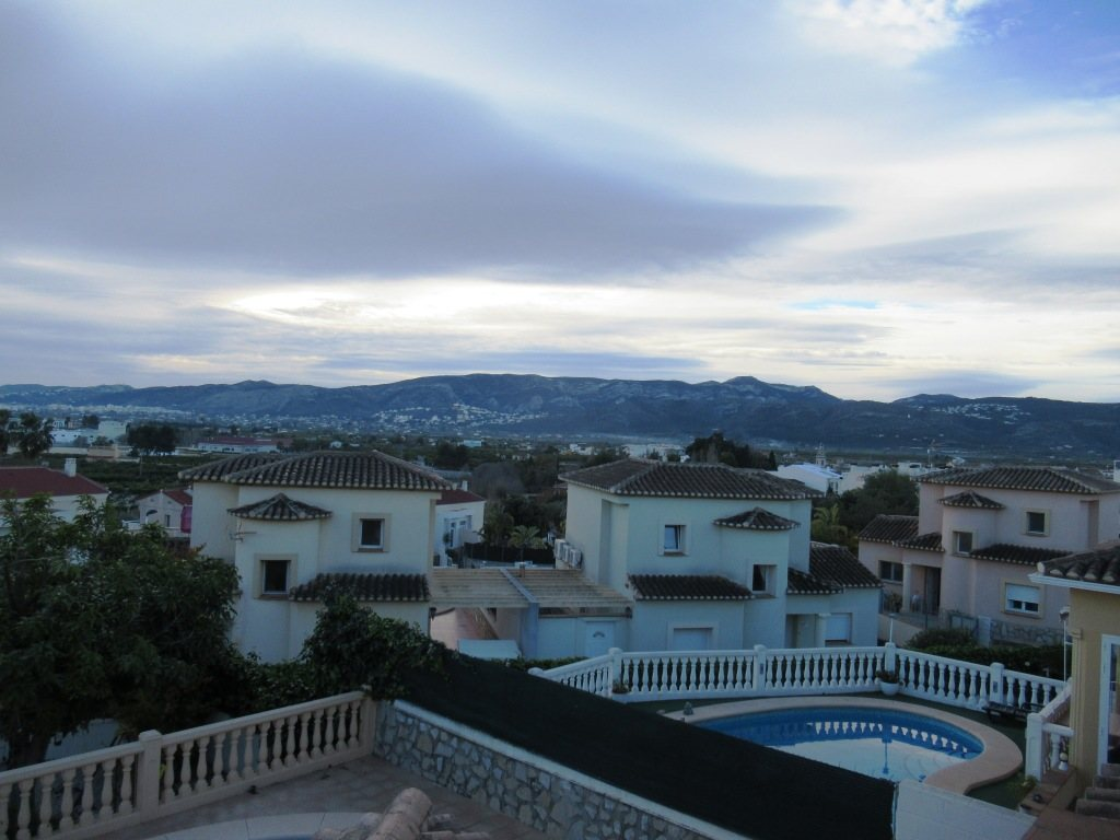 VP101 Villa for sale in Beniarbeig with 3 bedrooms and pool - Property Photo 5