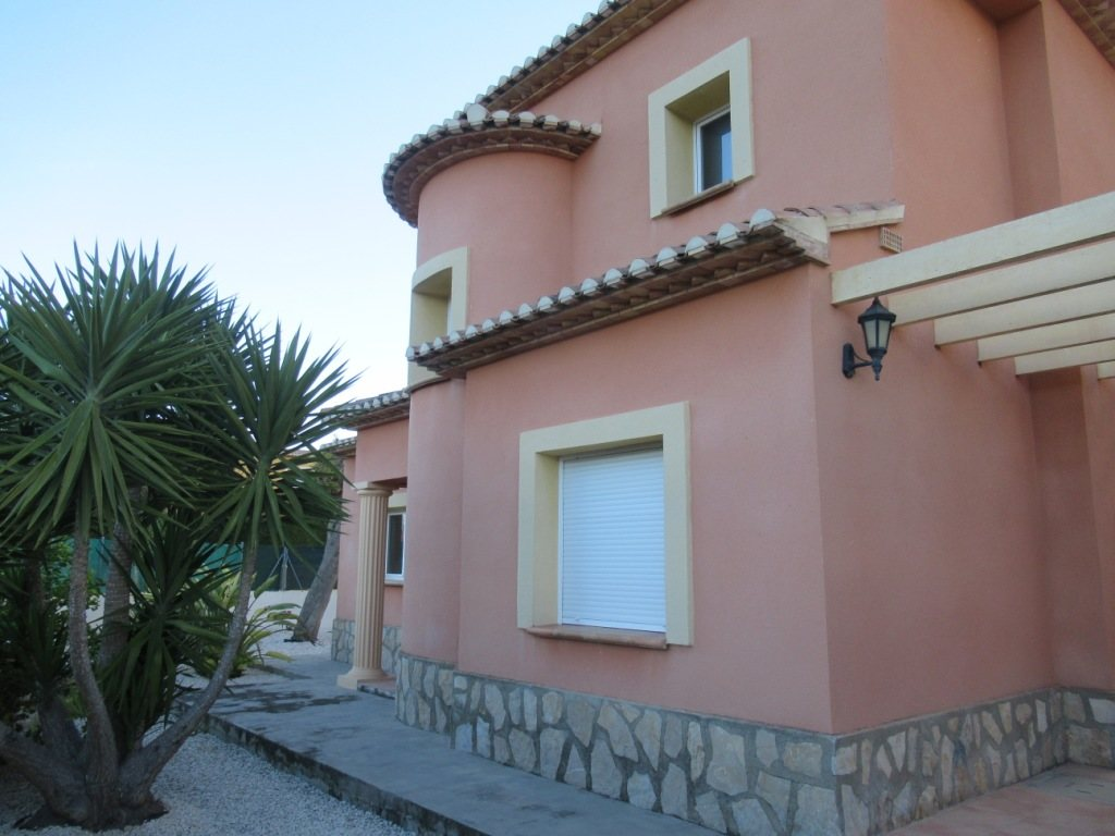 VP101 Villa for sale in Beniarbeig with 3 bedrooms and pool - Property Photo 2