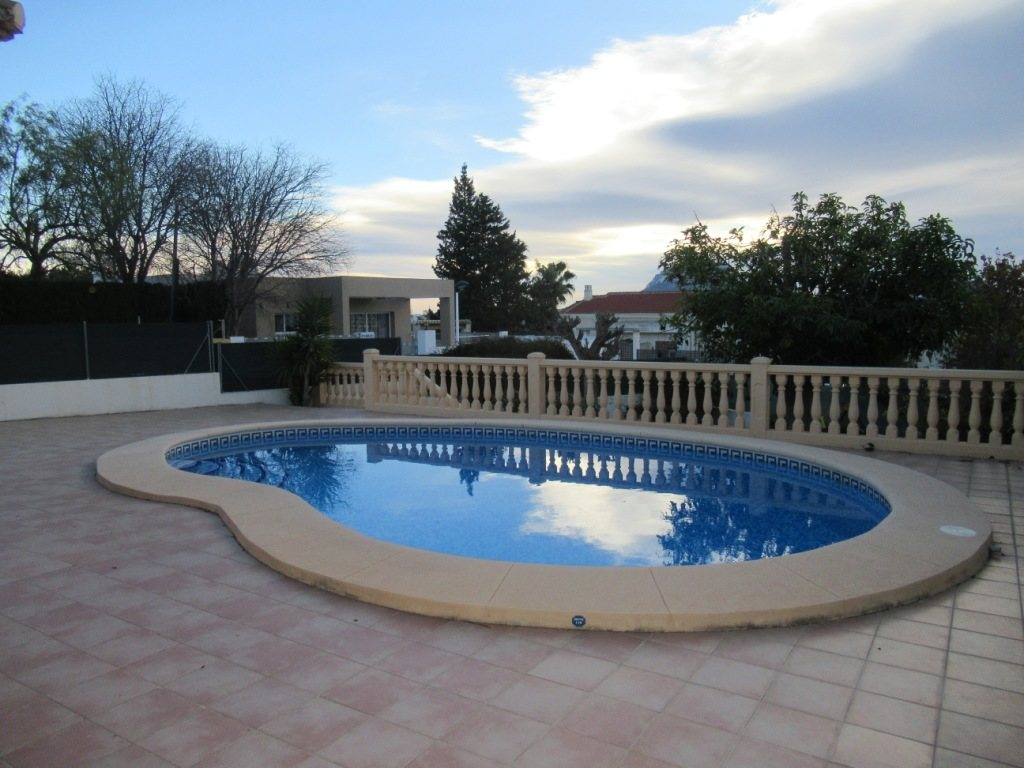 VP101 Villa for sale in Beniarbeig with 3 bedrooms and pool - Property Photo 7