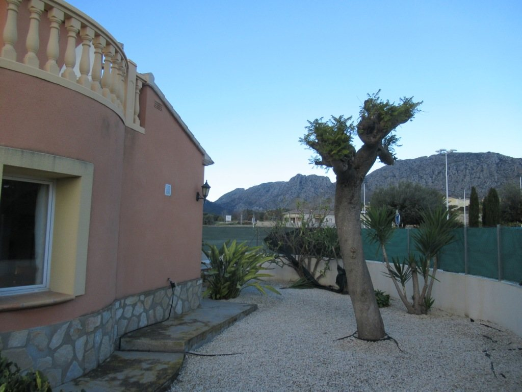 VP101 Villa for sale in Beniarbeig with 3 bedrooms and pool - Property Photo 3