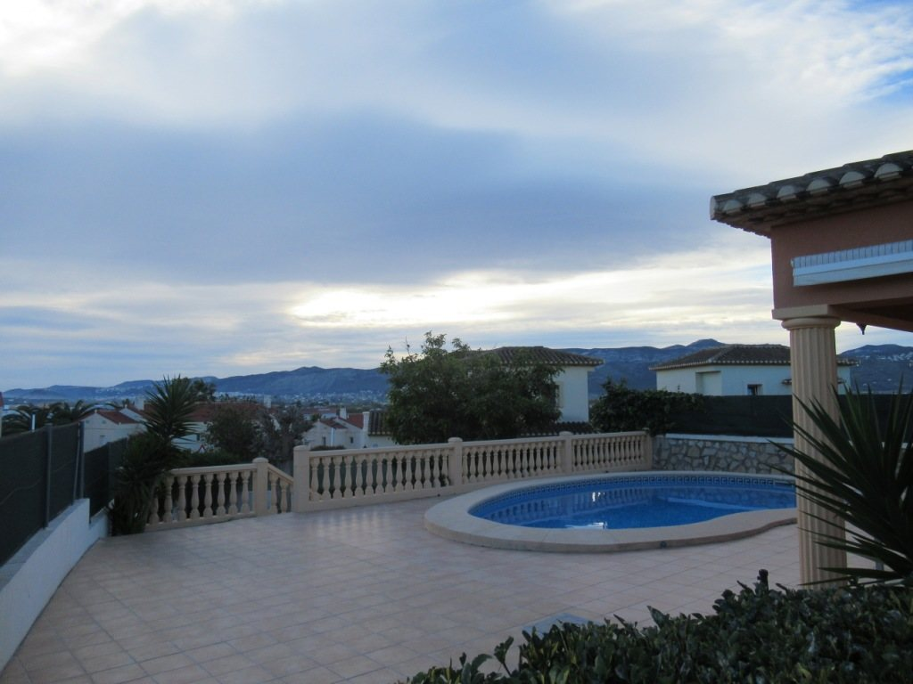 VP101 Villa for sale in Beniarbeig with 3 bedrooms and pool - Property Photo 8