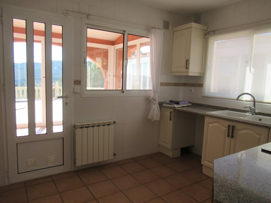 VP51 Villa for sale in Gata de Gorgos with 3 bedrooms and pool - Property Photo 6
