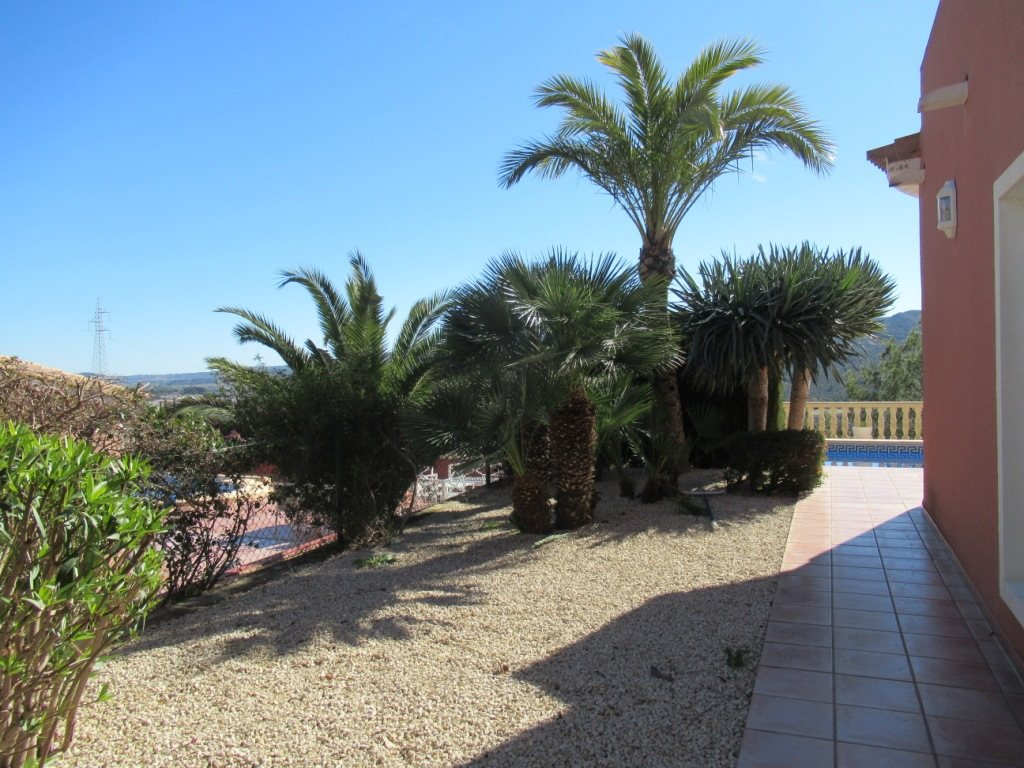 VP51 Villa for sale in Gata de Gorgos with 3 bedrooms and pool - Property Photo 10