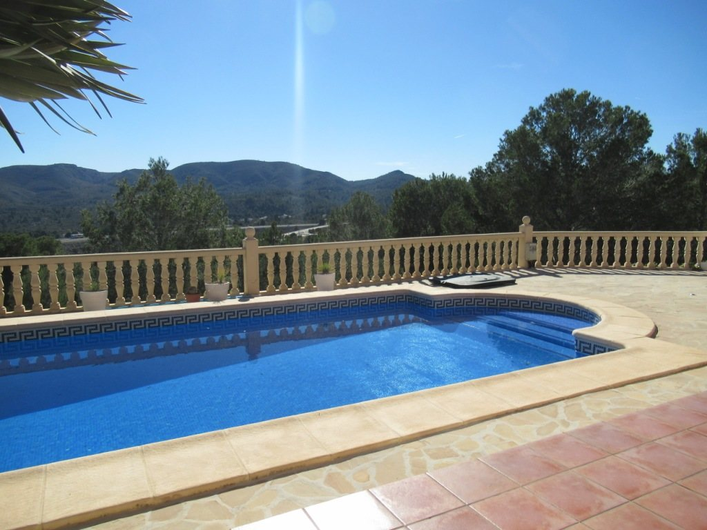 VP51 Villa for sale in Gata de Gorgos with 3 bedrooms and pool - Property Photo 11