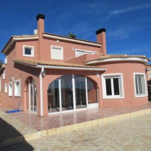 VP51 Villa for sale in Gata de Gorgos with 3 bedrooms and pool