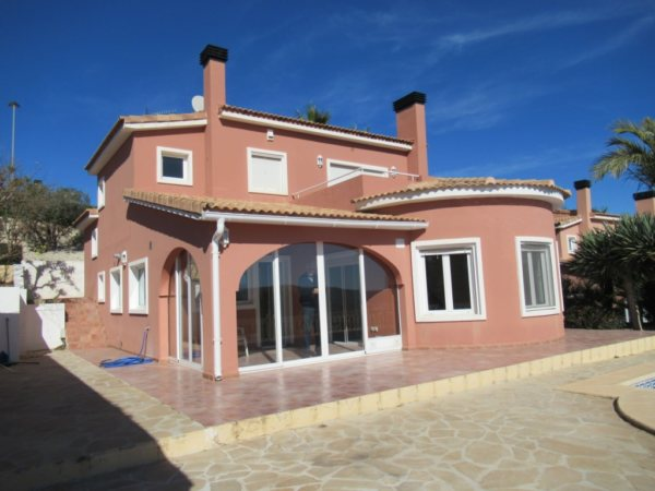 VP51 Villa for sale in Gata de Gorgos with 3 bedrooms and pool - Photo