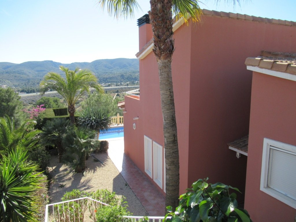 VP51 Villa for sale in Gata de Gorgos with 3 bedrooms and pool - Property Photo 9
