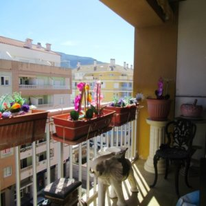 P27 Apartment in Denia town center for sale with 3 bedrooms, Spain