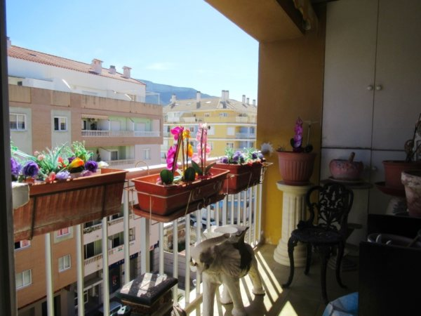 P27 Apartment in Denia town center for sale with 3 bedrooms, Spain - Photo