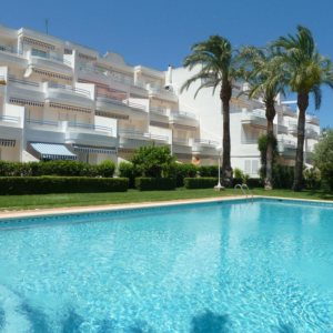 A4 Denia beach apartment for sale with 2 bedrooms, in Spain