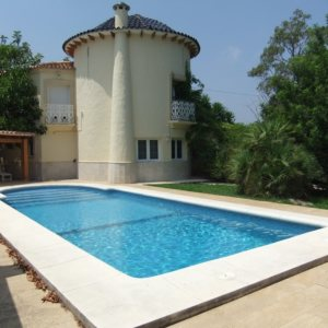 VP57 Villa for sale close to Denia with land and pool in Alicante, Spain