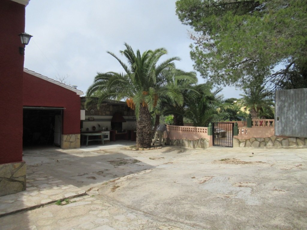 VP53 Rustic Villa for sale with views of the mountain in Javea, alicante, Spain - Property Photo 4