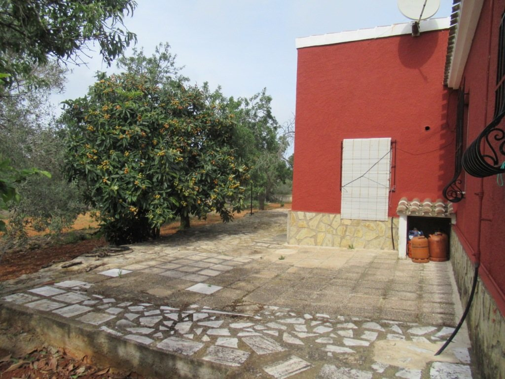 VP53 Rustic Villa for sale with views of the mountain in Javea, alicante, Spain - Property Photo 8