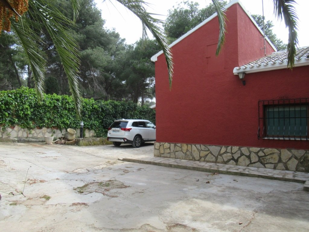 VP53 Rustic Villa for sale with views of the mountain in Javea, alicante, Spain - Property Photo 6