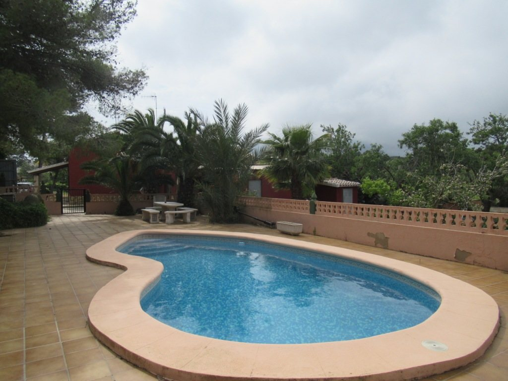 VP53 Rustic Villa for sale with views of the mountain in Javea, alicante, Spain - Property Photo 2