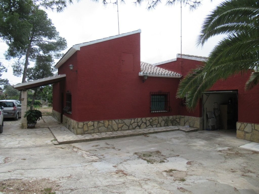 VP53 Rustic Villa for sale with views of the mountain in Javea, alicante, Spain - Property Photo 5