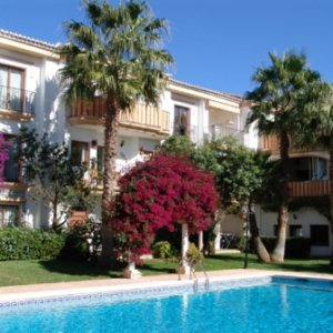 A5 1 bedroom apartment for sale in Denia las marinas beach area, Spain