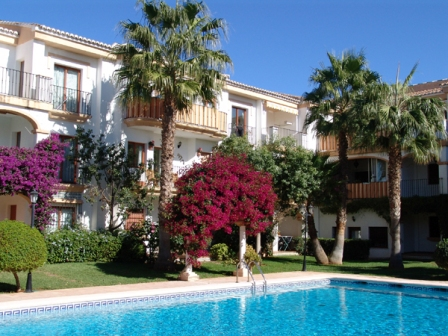 A5 1 bedroom apartment for sale in Denia las marinas beach area, Spain - Photo