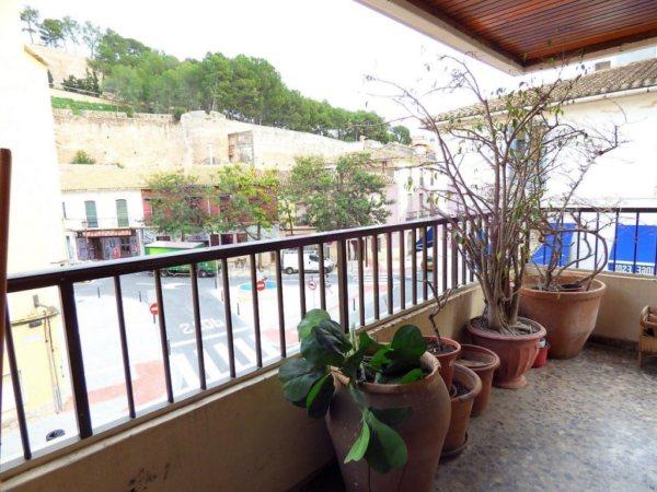 P15 Piso en venta en el centro de Denia con 4 habitaciones, España - Foto