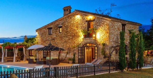 VP28 Traditionelle spanische Villa zum Verkauf in Pedreguer, Spanien. - Foto