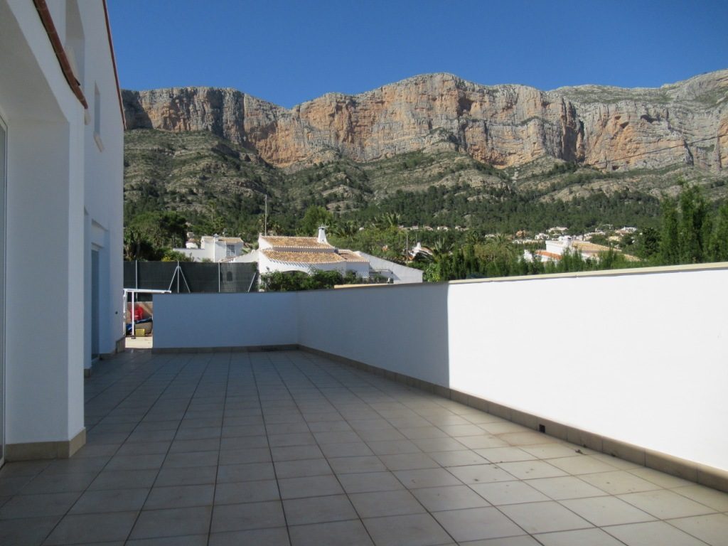 Business Villa in Jávea Montgo Mountain