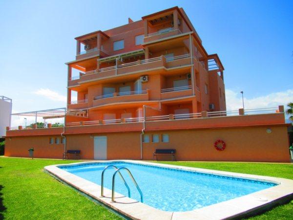 A6 Appartement à vendre à Oliva golf près de la plage, Valence Espagne. - Photo