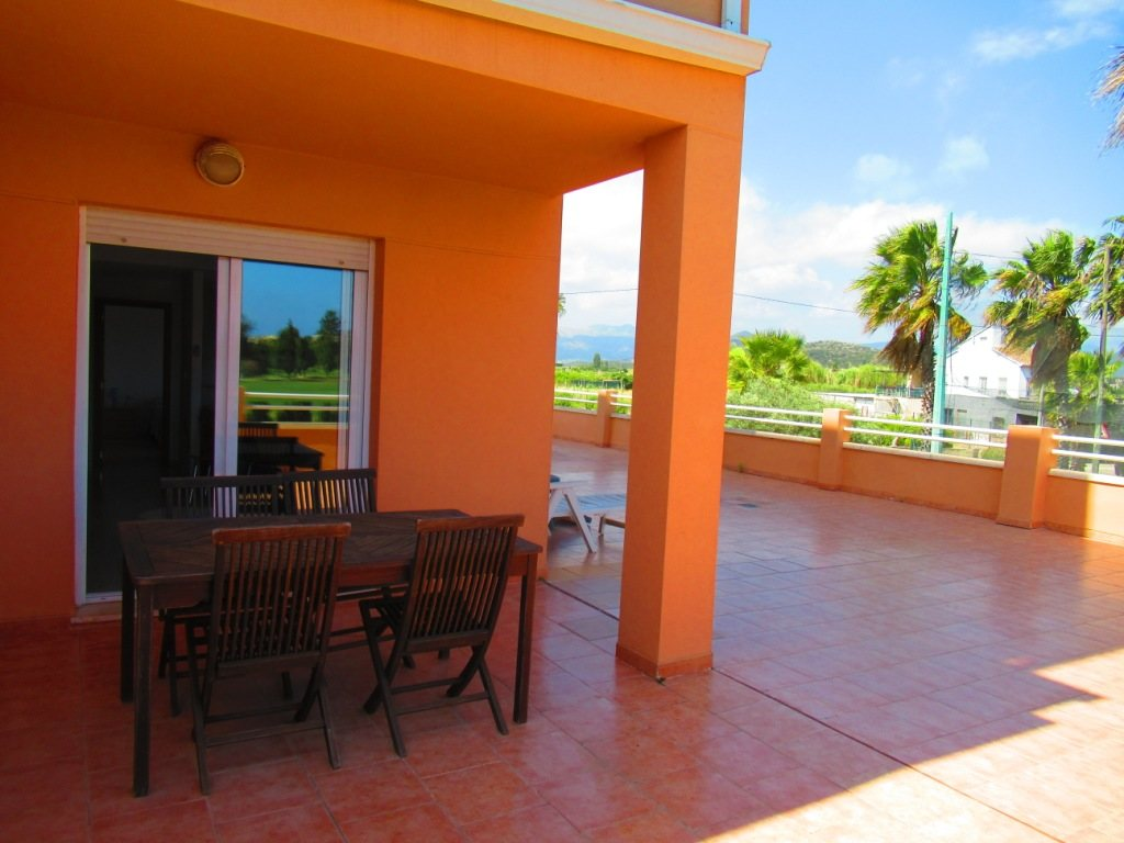 A6 Apartment for sale in Oliva golf close to the beach, Valencia Spain. - Property Photo 4