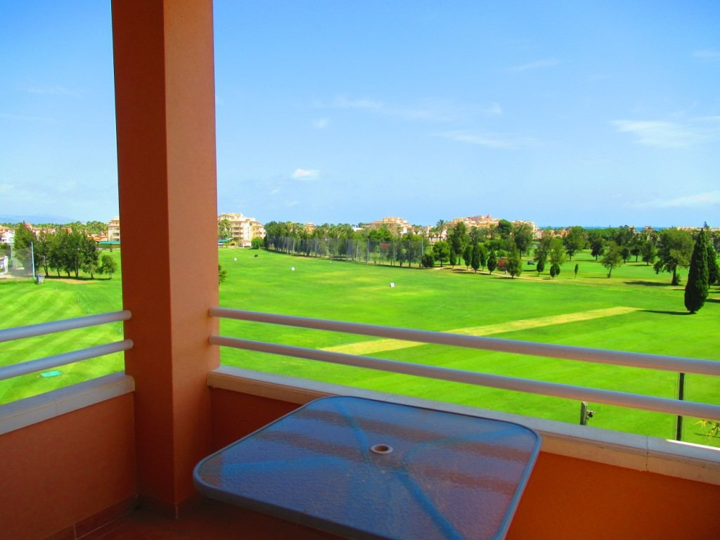 A7 Penthouse for sale in Oliva golf course with sea views in Valencia, Spain. - Property Photo 4