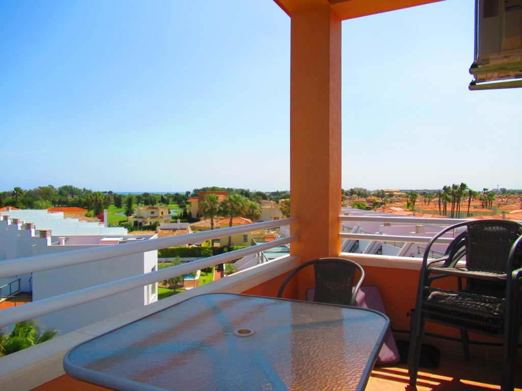 A7 Penthouse for sale in Oliva golf course with sea views in Valencia, Spain. - Property Photo 5