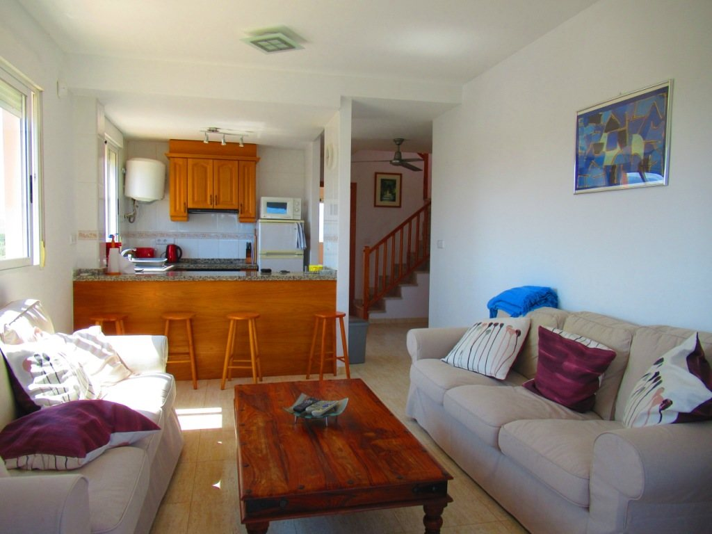 A7 Penthouse for sale in Oliva golf course with sea views in Valencia, Spain. - Property Photo 8