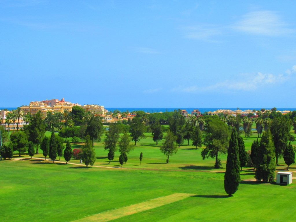 A7 Penthouse for sale in Oliva golf course with sea views in Valencia, Spain. - Property Photo 2