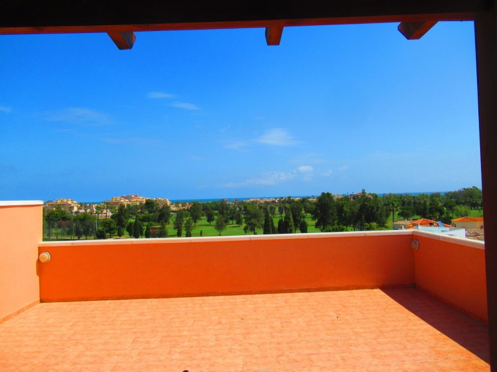 A7 Penthouse for sale in Oliva golf course with sea views in Valencia, Spain. - Property Photo 20