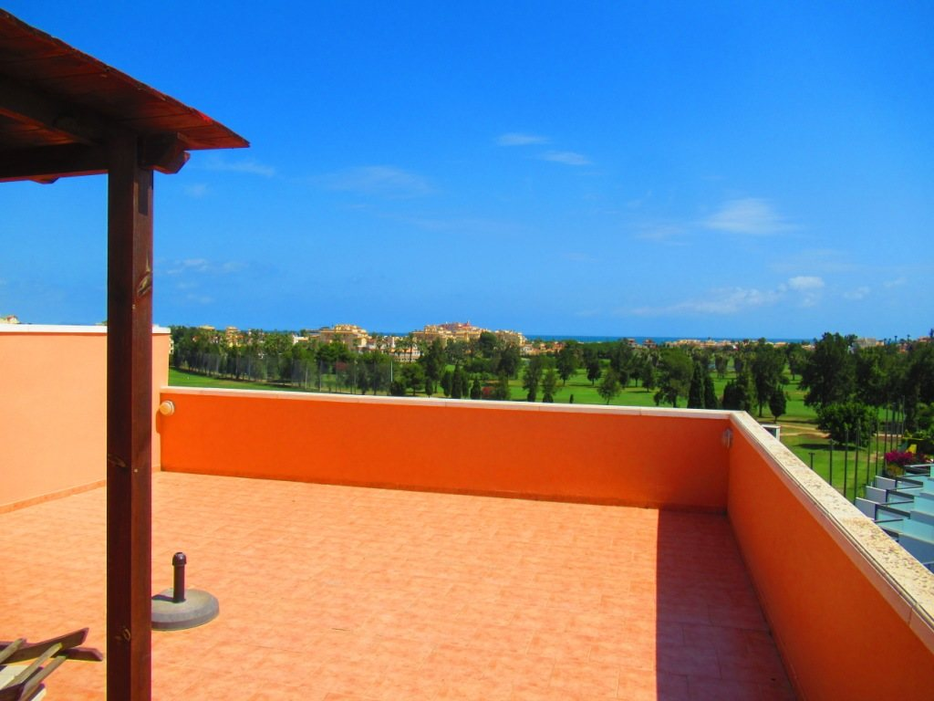 A7 Penthouse for sale in Oliva golf course with sea views in Valencia, Spain. - Property Photo 21