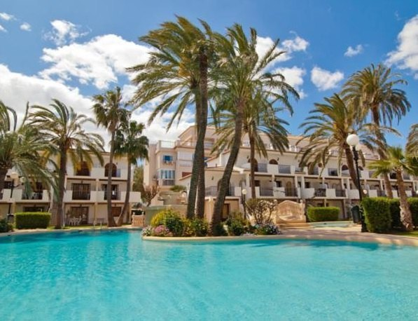 X-594-DE Apartment in DéNia with 2 Bedrooms - Photo