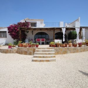 X-8807 Plot Land in Teulada/moraira with 5 Bedrooms