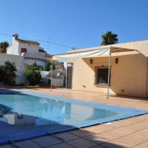 X-D3292 Villa in Dénia with 3 Bedrooms