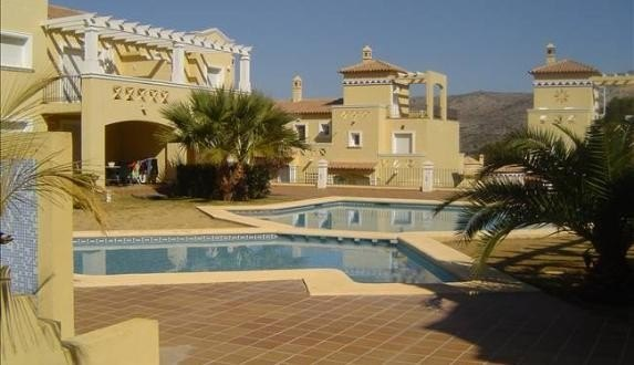 X-01262 Townhouse in Pedreguer with 2 Bedrooms - Photo