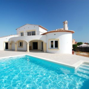 X-2864 Villa in Els Poblets with 3 Bedrooms