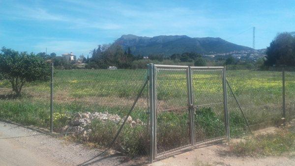 X-PAR-D-0004 Plot Land in Dénia - Photo