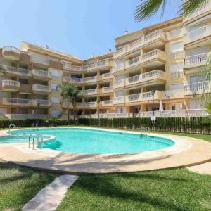 X-694-DE Penthouse in Dénia with 3 Bedrooms