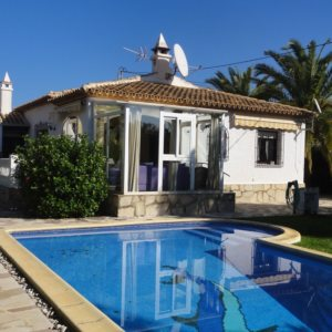 X-H-539 Villa in Els Poblets with 2 Bedrooms