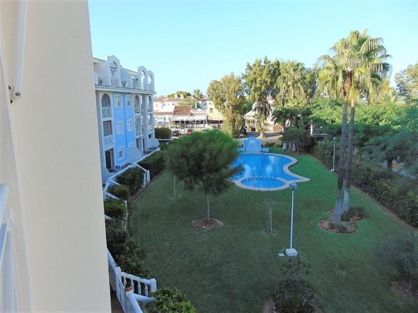 X-D3548 Apartment in DéNia with 1 Bedrooms - Photo