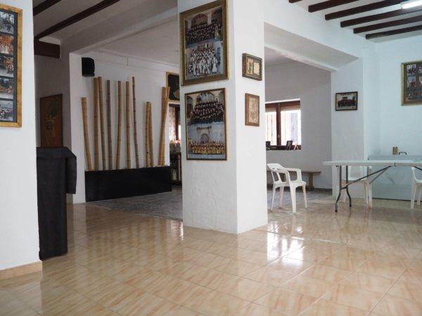 X-IFV441 Maison de ville à Benissa avec 6 chambres - Photo