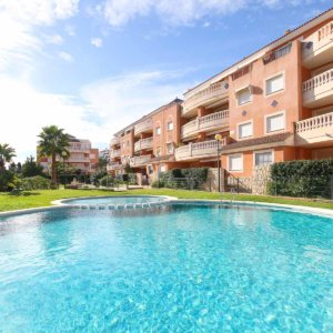 X-722-DE Penthouse in Dénia with 2 Bedrooms