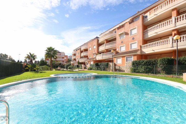 X-722-DE Penthouse in DéNia with 2 Bedrooms - Photo